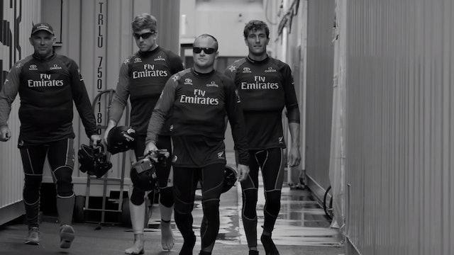 Emirates Team New Zealand - New Talent