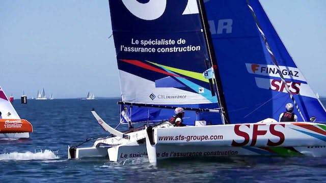 Tour de France a la Voile - Arzon - S...