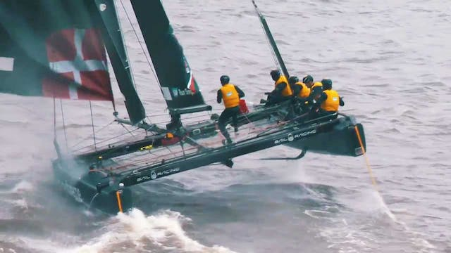 Extreme Sailing Series - Act 5, Hambu...