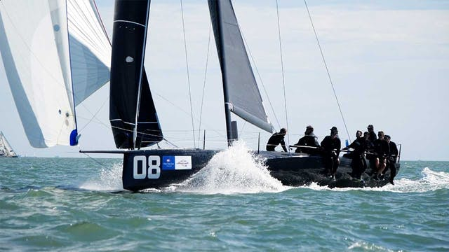 Wight Shipyard One Ton Cup 2018 - Fin...