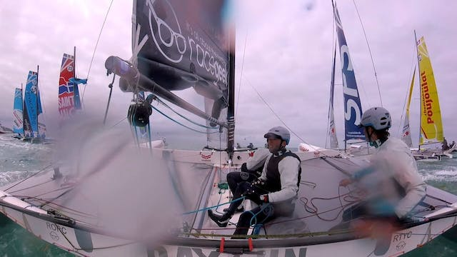 Team Maverick SSR - Tour Voile Stage ...