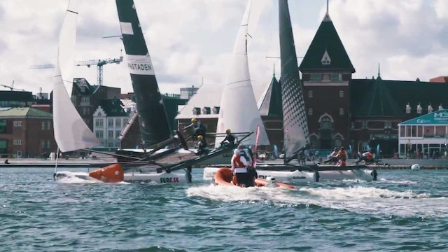 M32 Scandinavian Series 2017 - Aarhus - Day One