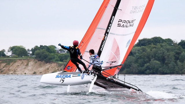 TME - Nacra 15 ESS 2019 - Young Europeans Sailing - Final Day