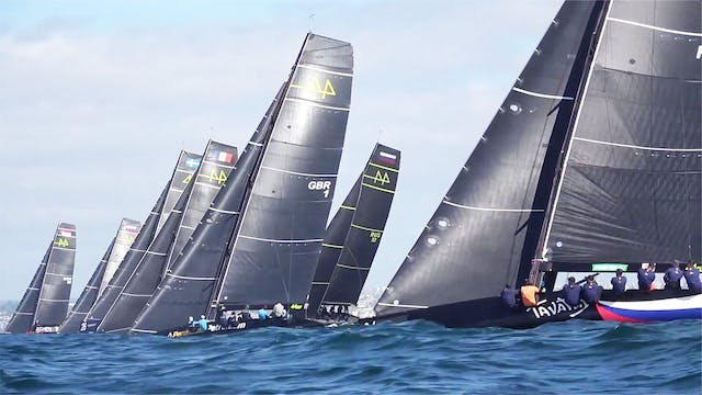 44Cup Cascais 2019 - Day Two