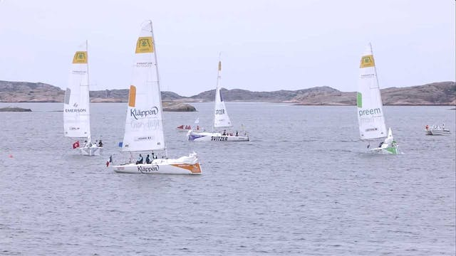 2018 Lysekil WIM Series - Day Two