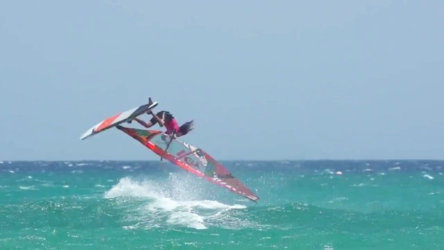 PWA Fuerteventura Grand Slam 2017 - Day Two