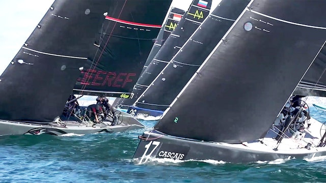 44Cup Cascais 2019 - Day One