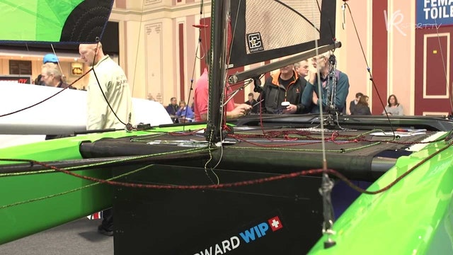 RYA Suzuki Dinghy Show 2017 - Outlaw Sailing