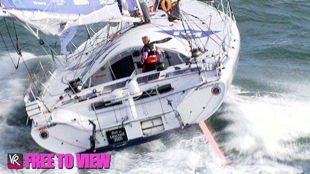 F2V - Vendée Globe 2020 - Day Sixty One