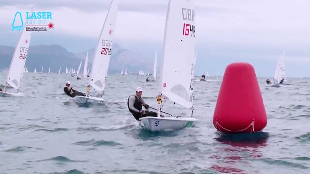 2017 Laser Standard World Championships - Day Four