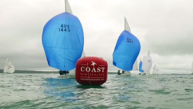 COAST New Zealand Etchells National Championship 2017