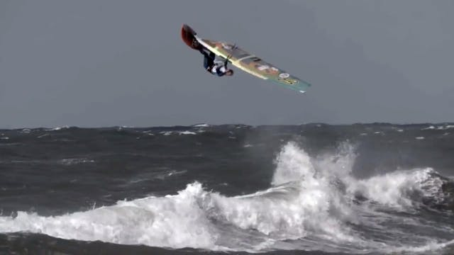 Team Pryde at 2015 PWA Klitmøller Wor...