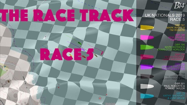 The Race Track - B14 UK Nationals 201...