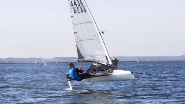 International Moth Open 2017 - Datchet Water Sailing Club