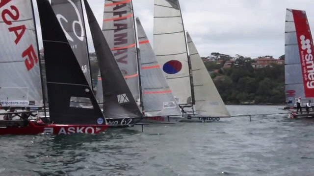 JJ Giltinan Trophy 2017 New Zealand Fleet - Invitation Race