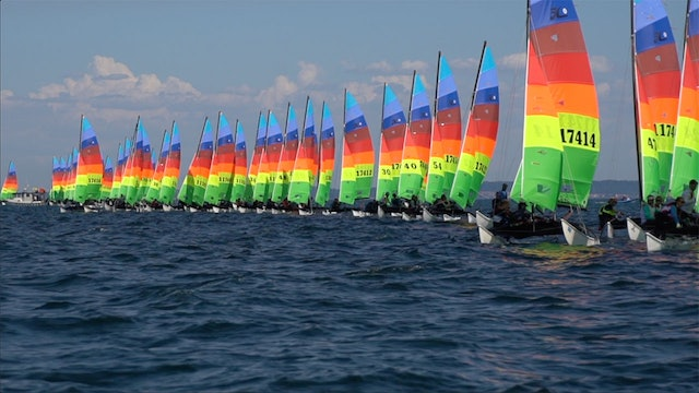 2018 Hobie Multi Europeans - Denmark - Day Four