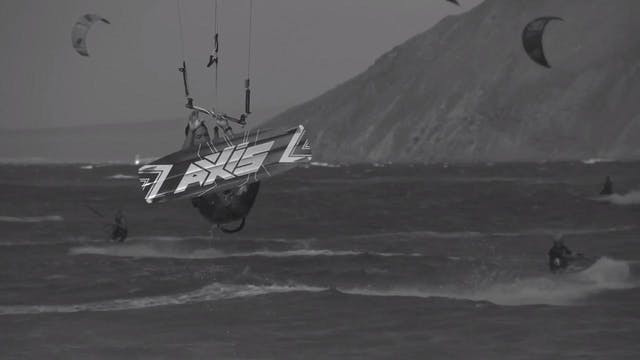 Red Bull King of the Air Qualifying
