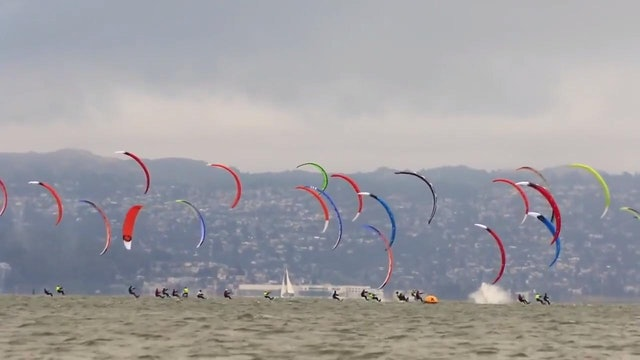 HydroFoil Pro Tour - San Francisco 2016 Wrap Up