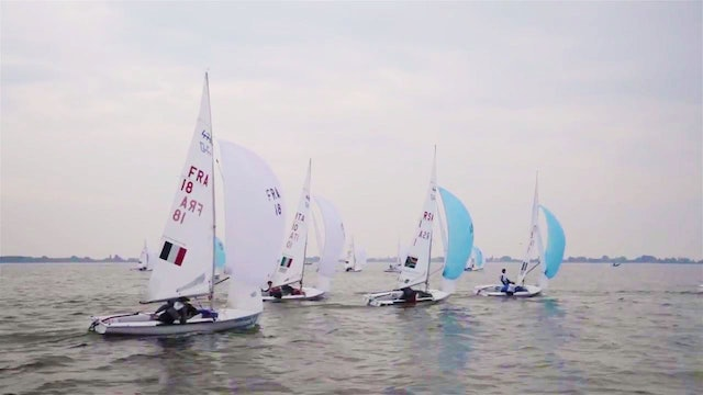2014 Delta Lloyd Regatta - Day 2 Highlights