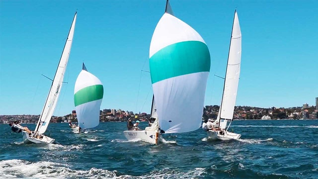 Hardy Cup Sydney International Match Racing - Day One