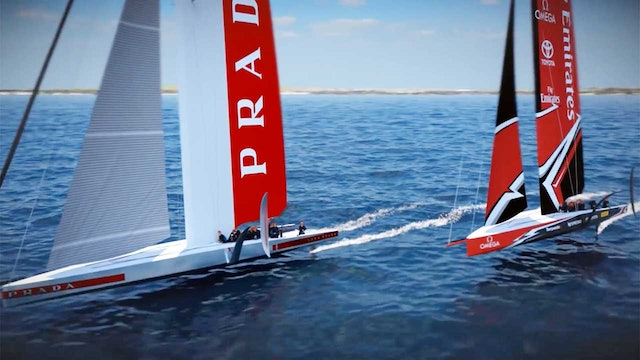 America's Cup AC75 Class Rules Revealed