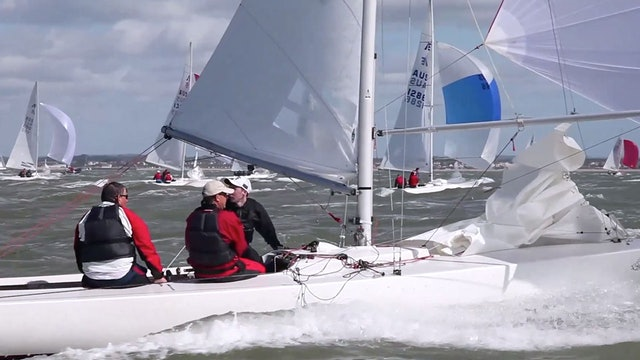 Etchells World Championship 2016 - Day Four
