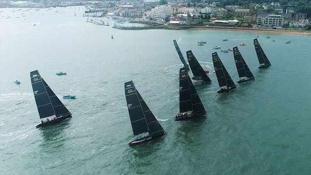 44Cup Cowes 2021 - Day 3