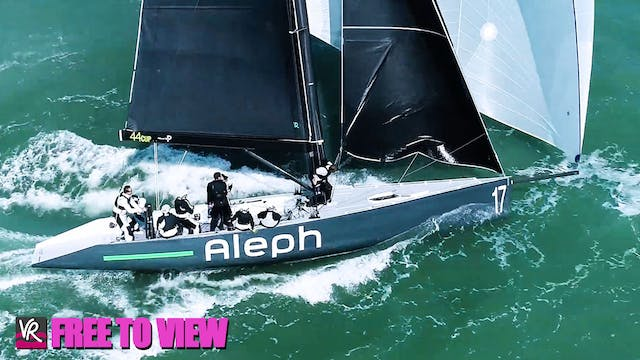 F2V - 44Cup Cowes 2021 - Final Day