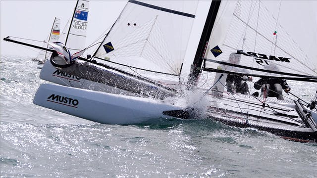Nacra 15 Tech Talk