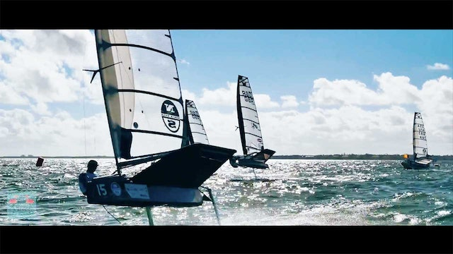 Foiling Week Miami 2018 - Wrap Up
