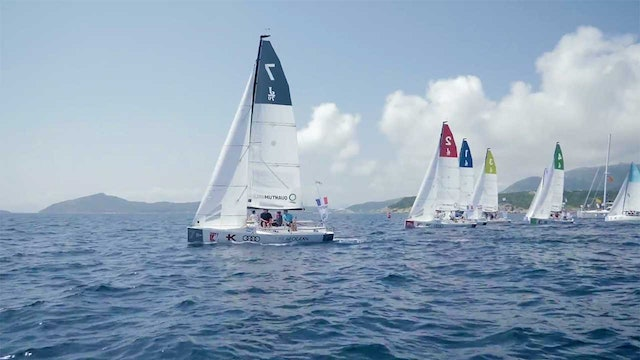 Sailing Champions League 2018 - Porto Cervo - Final Day