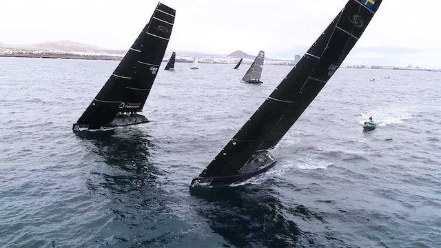 RC44 Calero Marinas Cup 2018 - Day Three