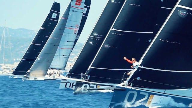 Puerto Portals 52 SUPER SERIES Sailin...