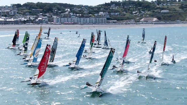 Tour Voile 2019 - Fecamp Wrap Up