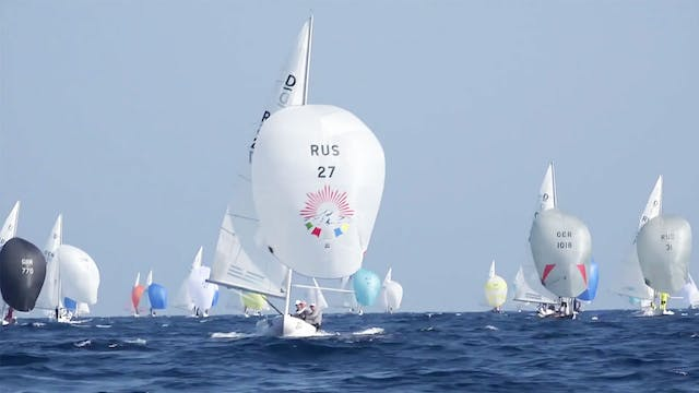 Dragon 90th Anniversary Regatta - Fin...