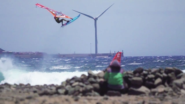 Gran Canaria 2017 Wind & Waves PWA World Cup - Final Day