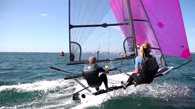 2016 Chichester Harbour Race Week - FInal Day