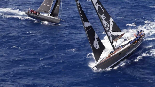 2018 RORC Caribbean 600 - The Start