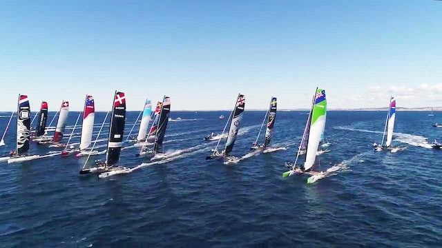 M32 2017 World Championships - Day One
