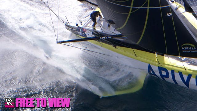 F2V - Vendée Globe 2020 - Day Fifty T...
