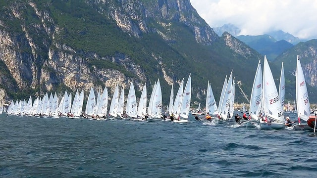 2021 ILCA 6 Laser Radial Youth Worlds - Day Three