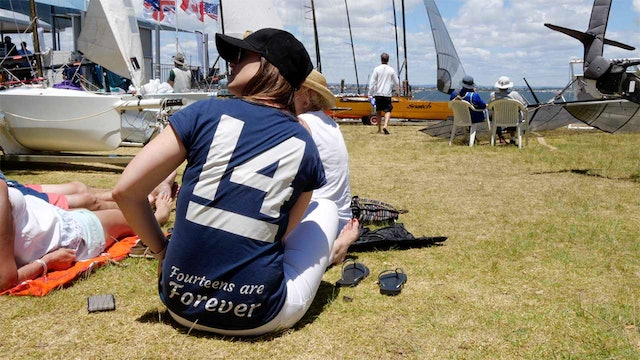 TME - i14 Perth Worlds 2020 - Waiting Game Day 1