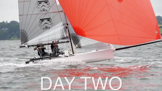 International 14 German Open 2020 - Day Two