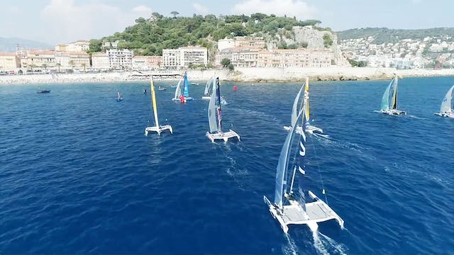 Tour Voile 2019 - Nice & Best On Boar...