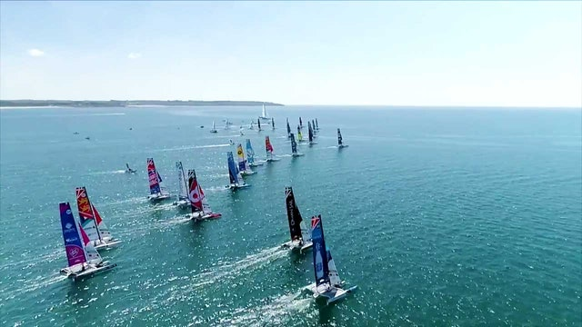Tour de France a la Voile - Arzon - Coastal Races