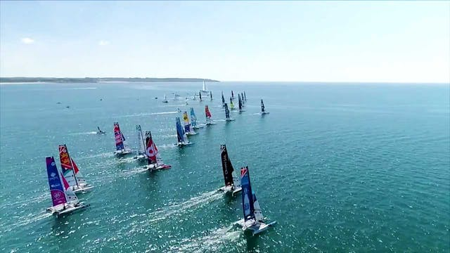 Tour de France a la Voile - Arzon - C...