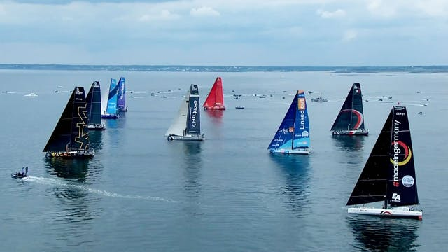 The Ocean Race Europe 2021 - Start