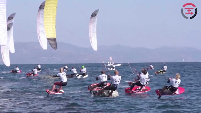 KiteFoil Gold Cup 2017 Italy - Day 1