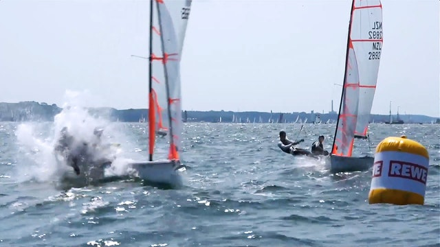 Kiel Week 2019 - Sailing Highlights - Day 2
