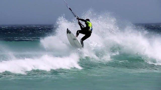 NP Surf Ambassador Profile - Keahi de...